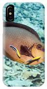 Bignose Unicornfish IPhone Case