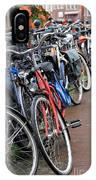 Bike Frenzy IPhone Case