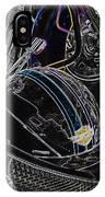 Biker Beanie IPhone Case