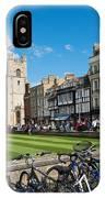 Bikes Cambridge IPhone Case