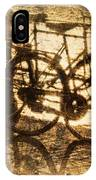 Bikes On The Canal IPhone Case