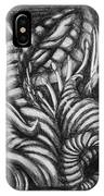 Biomorphic IPhone Case