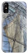 biosfera in Genoa IPhone Case