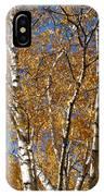 Birch Beauty IPhone Case