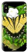 Birthday Greeting Card - Tiger Swallowtail Butterfly IPhone Case