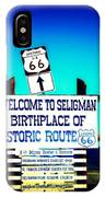 Birthplace Of Route 66 IPhone Case