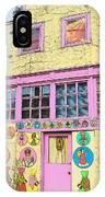 Colorful Building Bisbee Az IPhone Case