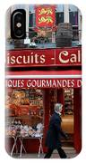 Biscuits And Calvados IPhone Case
