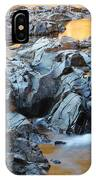 Black River Reflections At Johnsons Shut Ins State Park Vi IPhone Case