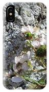 Blackberry On The Rock Square Format IPhone Case