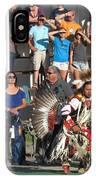 Blackfeet Pow Wow 01 IPhone Case