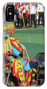Blackfeet Pow Wow 02 IPhone Case