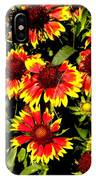 Blanket Flowers IPhone Case