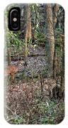 Blending Deer IPhone Case
