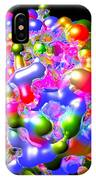 Blob Of Color... IPhone Case