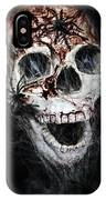 Bloody Skull IPhone Case