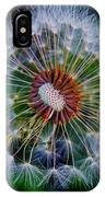 Blooming Dandelion IPhone Case