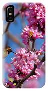 Blossoming Bird IPhone Case