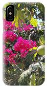 Blossoms And Breadfruit IPhone Case
