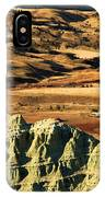 Blue Basin Valley IPhone Case