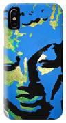 Blue Buddha  IPhone Case