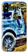 Blue Truck IPhone Case