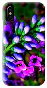 Blue Veronica IPhone Case