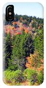 Blueridge Parkway View Near Mm 423 IPhone Case