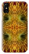 Blumen Art IPhone Case