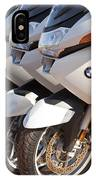 Bmw Police Motorcycles IPhone Case