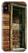 Boarded Doorway IPhone Case