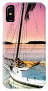 Boat Close IPhone Case