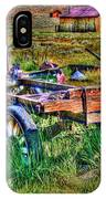 Bodie Vintage Flatbed IPhone Case