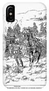 Boer War, 1899 IPhone Case