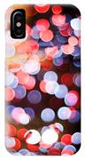 Bokeh IPhone Case