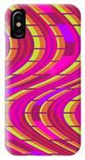Bold Swirl  IPhone Case