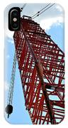 Boom Tower IPhone Case