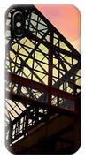 Boston - Faneuil Hall Market Place IPhone Case