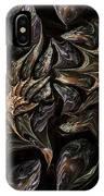 Botanical Fantasy 123011 IPhone Case