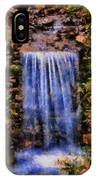 Botanical Garden Falls IPhone Case