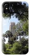 Botanical Gardens Florida IPhone Case