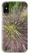 Bottle Brush By Nature IPhone Case