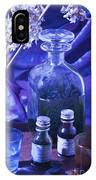 Bottles Of Perfume Essence  IPhone Case