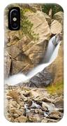 Boulder Colorado Boulder Falls IPhone Case
