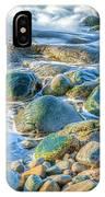 Boulder Splash IPhone Case