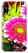 Bouquet De La  Passion IPhone Case