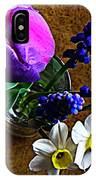 Bouquet Of Bulbs IPhone Case