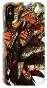 Bouquet Of Butterflies IPhone Case