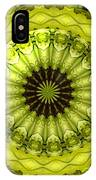 Bouquet Of Roses Kaleidoscope 11 IPhone Case