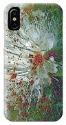 Bouquet Of Snowflakes IPhone Case